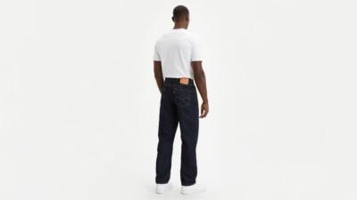 Levi's 550 Rinse Jeans Back