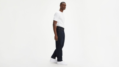 Levi's 550 Rinse Jeans Side