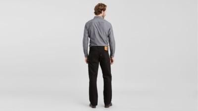 Levi's 559 Black Jeans 00559-0239 Back