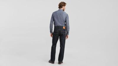 Levi's 559 Tumbled Rigid Jeans 00559-4010 Back