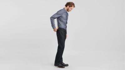 Levi's 559 Tumbled Rigid Jeans 00559-4010 Side