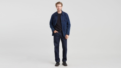 Levi's 550 Rinse Big and Tall Jeans
