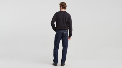 Levi's 550 Rinse Big and Tall Jeans Back