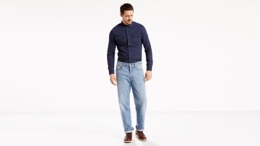 Levi's 550 Clif Big and Tall Jeans