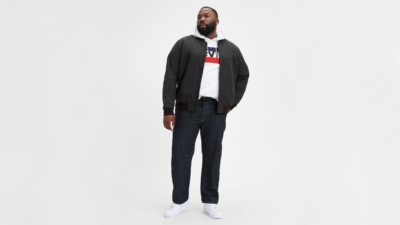 Levi's 559 Tumbled Rigid Jeans 01559-0004 Big and Tall