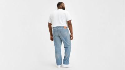 Levi's 559 Wellington Jeans 01559-0055 Big and Tall Back