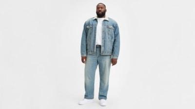 Levi's 559 Wellington Jeans 01559-0055 Big and Tall