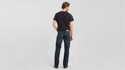 Levi's 559 Navarro Jeans 01559-0067 Big and Tall Back