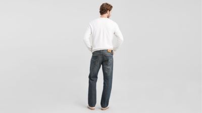 Levi's 559 Range Jeans 01559-2765 Big and Tall Back