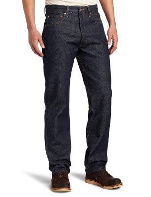 Levi's 501 Rigid Indigo STF Jeans