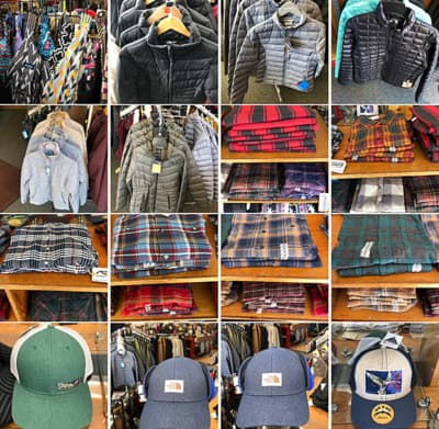 Flannel Shirts Blankets Caps