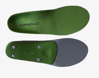 Superfeet insoles green