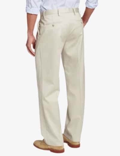 Dockers D3 Classic Fit Pleated Cloud Back