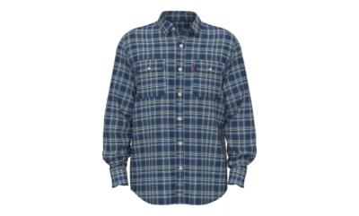 Bombardino Peacoat Levi's Classic Denim Work Shirt