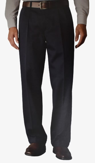 Dockers D3 Iron Free Pleated Front Side