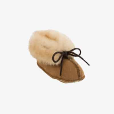 Infant Fur Lined Bootie Thumbnail
