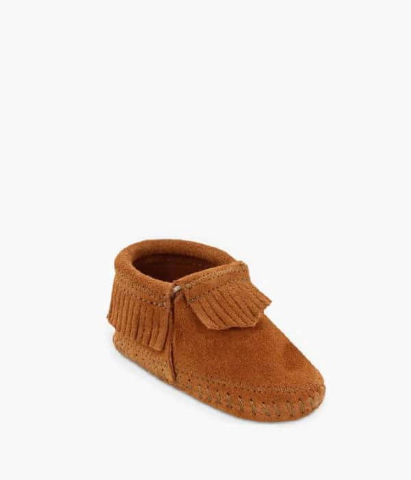 Infant Riley Bootie Brown