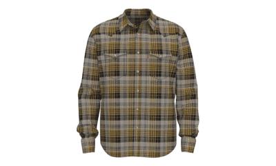 Scanlon Tinsel Levi's Classic Western Denim Shirt