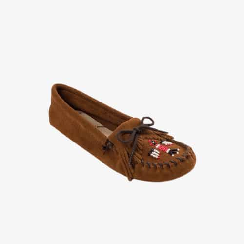 Women's Softsole Thunderbird Moccasin
