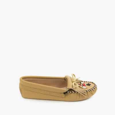 Women's Thunderbird Soft-sole Moccasin Natural